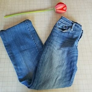 """Abercrombie and fitch stretch size 24"""" inseam 27.5"""